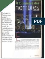 9 11 2001 a La Lumiere Des Nombres Nexus 70