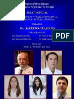 Diagnostico y Tratamiento de La Patologia Orificial Benigna