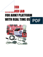 Advanced  Lab for ARM Controllers