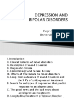 Depression and Bipolar Disorders