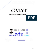 GMAT-Data Sufficiency 2