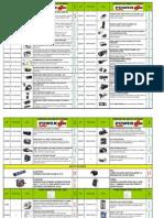Catalogue Energie Renouvelable Fevrier 2010