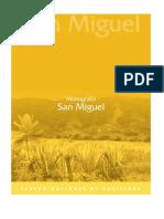 Monografia de SAN MIGUEL