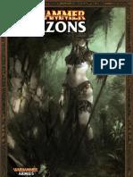 Warhammer Armies Amazons