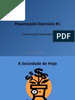 Power Point Exercicio