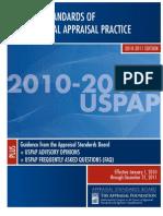 USPAP Book 2010-2011