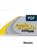Manuale Audiomagic X 7.0 italiano