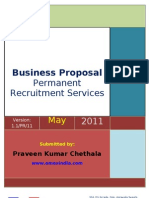 Emex Proposal - Permanent Recruitment Services 23-05-2011