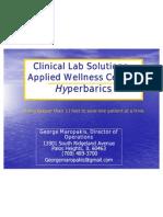 Applied Wellness Studies Presentation
