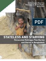 Stateless & Starving
