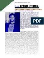 Joe Wenderoth Interview 2005