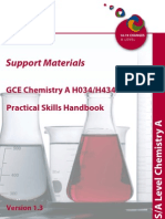 Ocr 32335 Sm Gce Pract Skills Hb