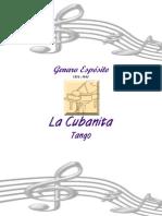 Esposito, Genaro - La Cubanita (Tango)