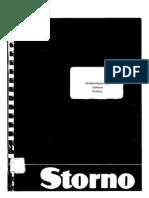 Storno 6000 Manual