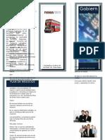 Brochure Gob