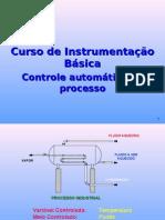 Curso Instrumentação Controle