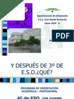 PADRES 3ºESO2011