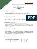 Soluciones 02 Matematicas