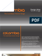 Interior design proposal- Colombian modern home