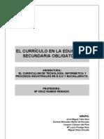 Curriculum ESO