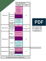 Exam Timetable V2