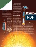 Chem Matters Art. Fireworks