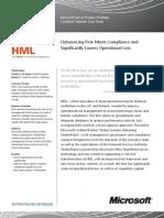 HML Risk Management Case Study