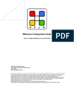 MDaemon Configuration Guide