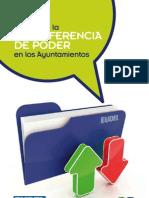 GUÍA TRANSFERENCIA PODER Ayuntamientos