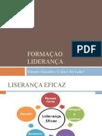 FORMAÇAO LIDERANÇA