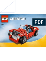 Lego Creator Bonus for 5867