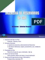Ingenieria de Reservorios de Gas