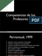 Competencias de Los Profesores para el Siglo XXI