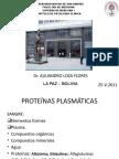 Electroforesis de Proteinas (Patologia Clinica)