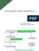 Curs 1 Epidemiologie Generala