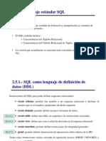 Algebra Relacional en SQL