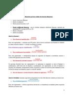 Analiza Financiara Pe Baza Ratelor de Structura Financiara