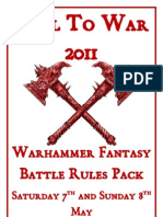 Warhammer Rules Pack v1.0
