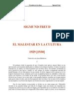 Freud Malestar