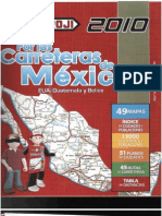 2010 Mexico's Red Guide