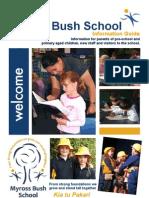 Information Booklet 2011