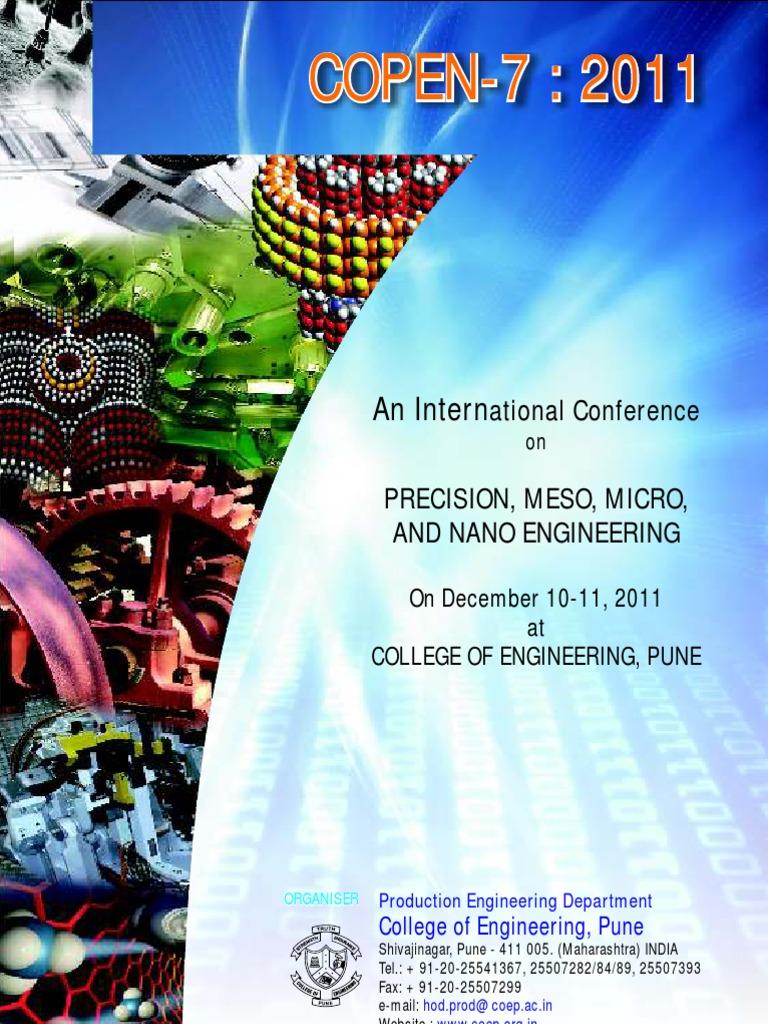 COPEN_17_1_2011 | Nanotechnology | Technology