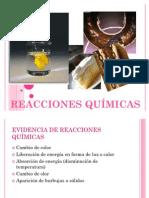 Reacciones Quimicas y La Vida Cotidiana