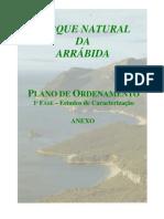 Caract geologica da Arrábida-Anexo