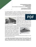 Texto La Cubierta de Notre- Dame Du Haut en Ronchamp