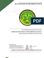 Plan de Gestion de Uso de Tic _ Desde El Monte Hasta El Confin Adelante Con Las Tics