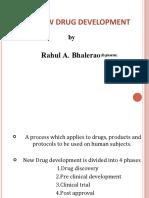 New Drug Dev Elopement