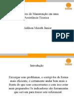 APRESENTAÇÃO INDICADORES LESSA