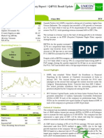 Ganesh Polytex Ltd - Q4FY11 Result Update