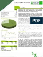 MSP Steel Ltd - Q4FY11 Result Update